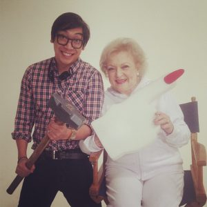 Terry Lee & Betty White