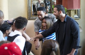 WILL SMITH, JADA PINKETT SMITH, DAVID BLAINE