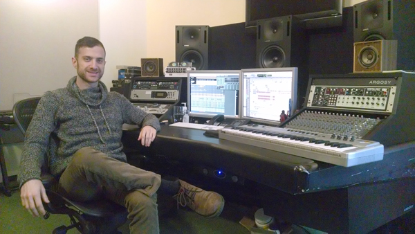 Me at Mixology Post, 2014