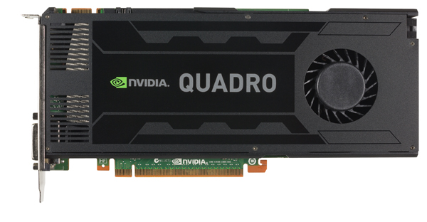 Review: Nvidia's Quadro K4000 running on an HP Z420 - postPerspective