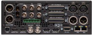 Sound Devices PIX 270i - back panelsmall