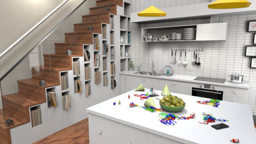 Rushes Cooks Up Interactive Kitchen Experience For IKEA
