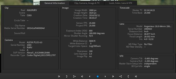 On-Set: VFX data gathering with Arri Alexa - postPerspective