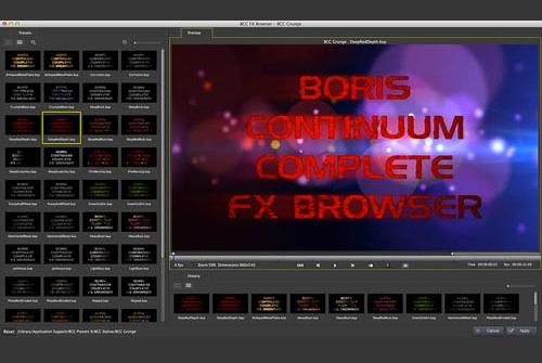 boris fx buys imagineer makers of mocha randi altman s rh postperspective com After Effects FX Boris Gets Grounded Red