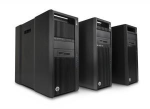 HP Workstations Z840, Z640 and Z440