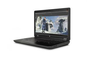 HP ZBook 17 G2 Mobile Workstation, Left Facing lowMAIN