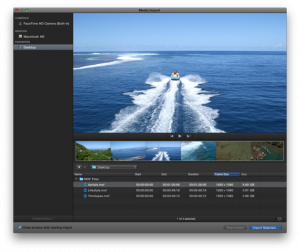 MFX Import within FCP X V.10.1.4