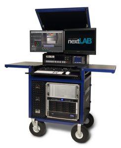 nextLab's Blue Cart