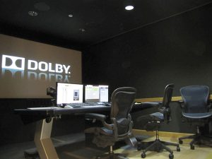 Dolby Atmos Project Studio