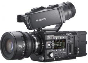Sony's F5