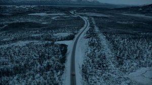 AICE Best in Show Vintersaga from Volvo