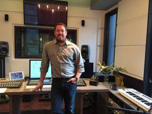 In Studio R