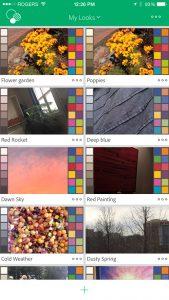 Adobe Hue's Look Library