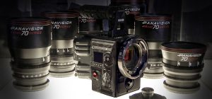 Panavision Primo 70 lenses and the Red Weapon 8K.