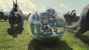 Film Title: Jurassic World