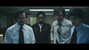 THE STANFORD PRISON EXPERIMENT Billy Crudup & Cast Photo by Jas Shelton
