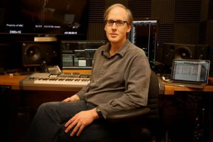Jeff Beal mixing