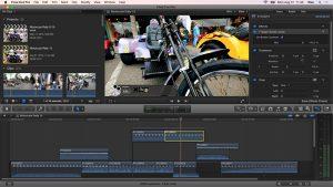 XimportAE — Final Cut Pro X copy