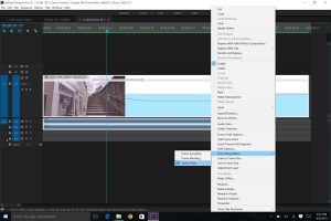 Premiere Pro and Optical Flow