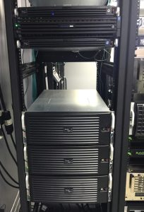 Genesis products installed at 4 Max Post in Los Angeles.