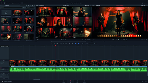 Review: Blackmagic's DaVinci Resolve 12 - postPerspective