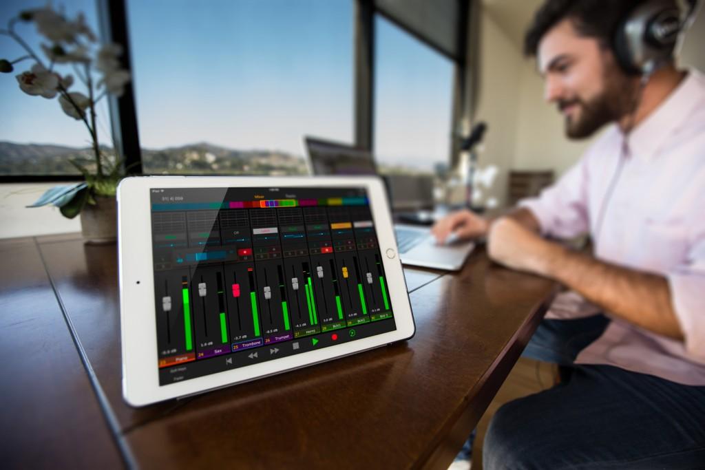Avid Pro Tools iPad Control