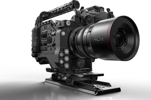 New Large Format Digital Camera From Panavision