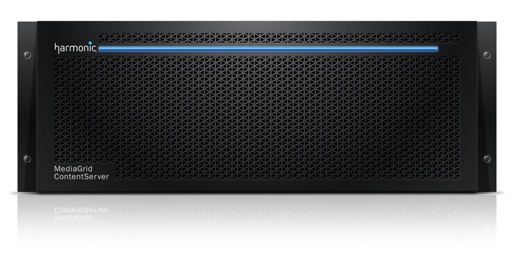 Harmonic MediaGrid 4K Content Server