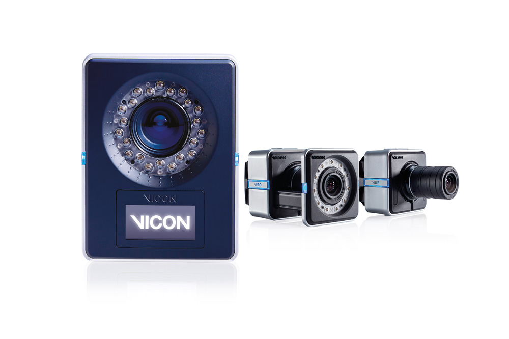 Vicon at SIGGRAPH with two new motion tracking cameras