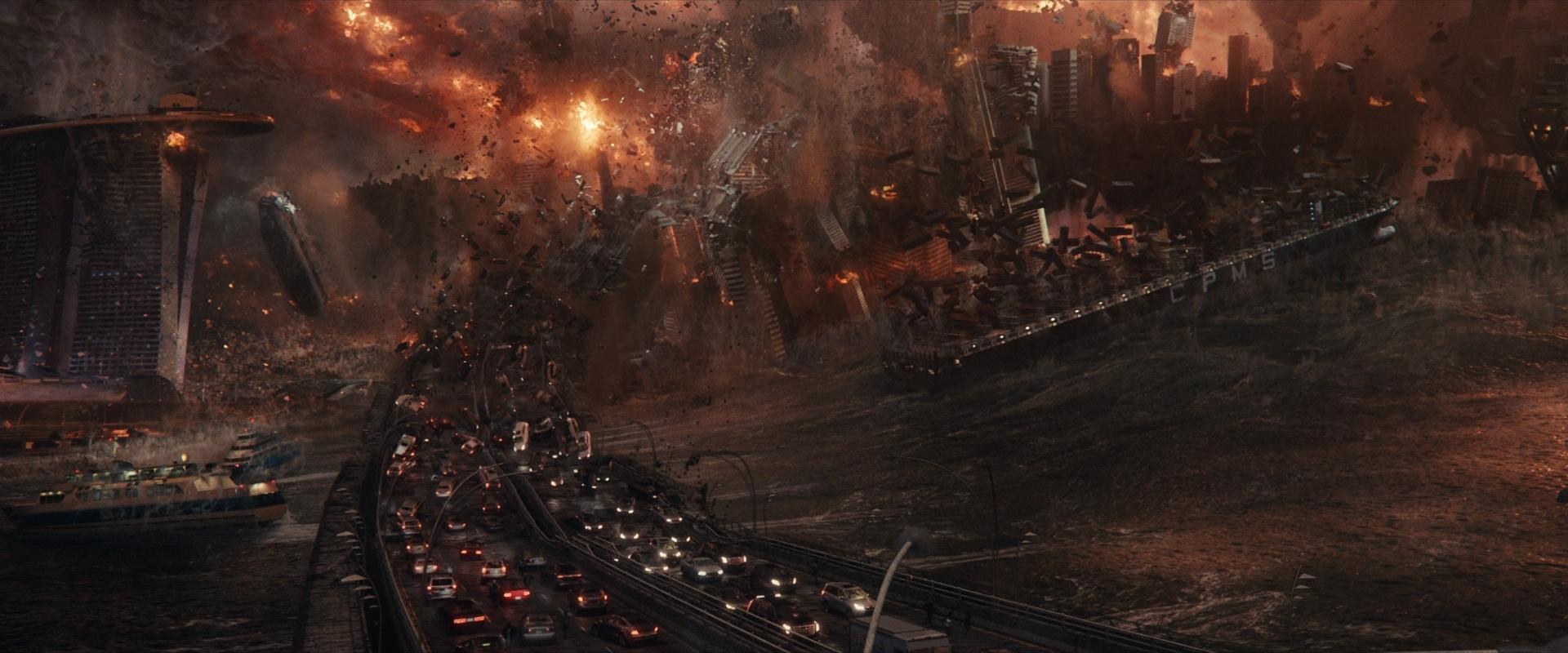 Destruction of Singapore
