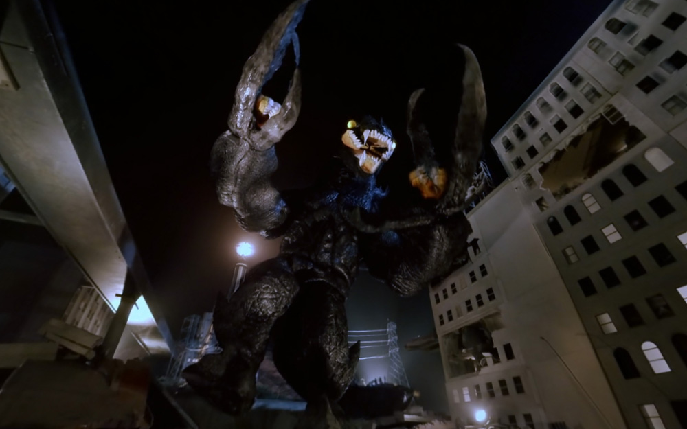 Kaiju Fury