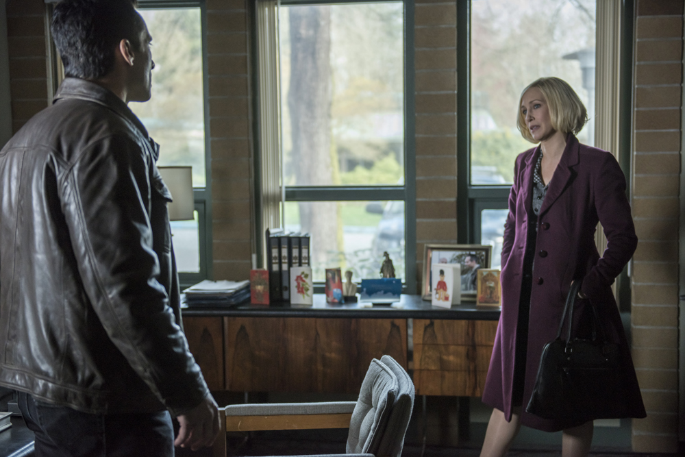 """Bates Motel -- """"Forever"""" -- Cate Cameron/A&E Networks -- © 2016 A&E Networks, LLC. All Rights Reserved"""