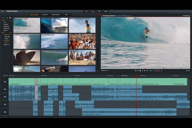 EditShare launches Flow Story at IBC, promotes Peter Lambert