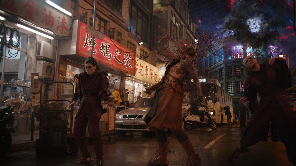 ILM's Richard Bluff talks VFX for Marvel's Doctor Strange
