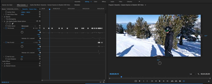 Review: Mettle VR plug-ins for Adobe Premiere - postPerspective
