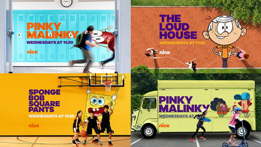 Nickelodeon Archives Postperspective