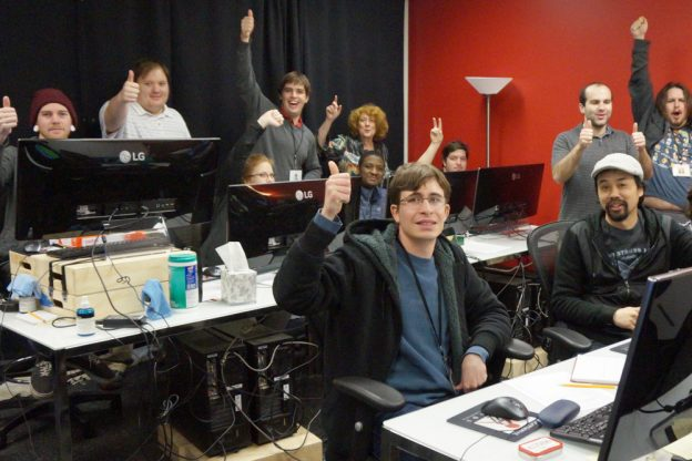 At This Vfx Studio Artists With Autism >> Exceptional Minds Autistic Students Learn Vfx Work On Major
