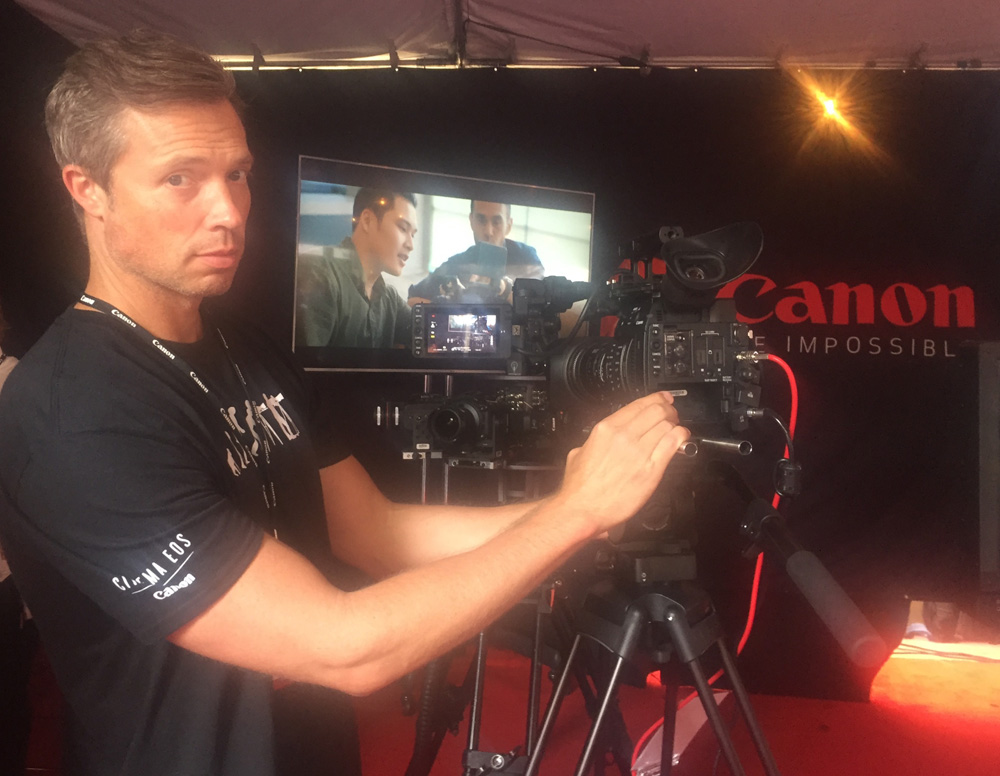 Canon targets HDR with EOS C200, C200B cinema cameras