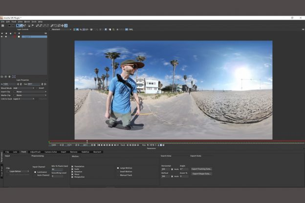 Mocha VR: An After Effects user's review - postPerspective