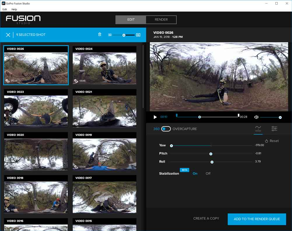 GoPro Archives - Randi Altman\'s postPerspective