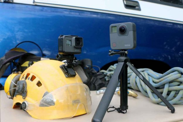 Review: GoPro Fusion 360 camera - postPerspective