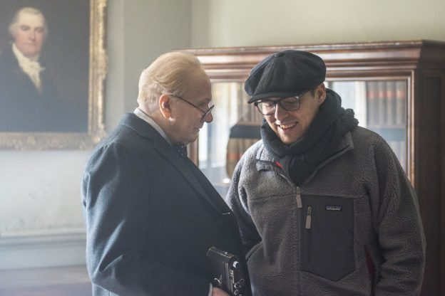Joe Wright On Directing Darkest Hour Randi Altmans Postperspective