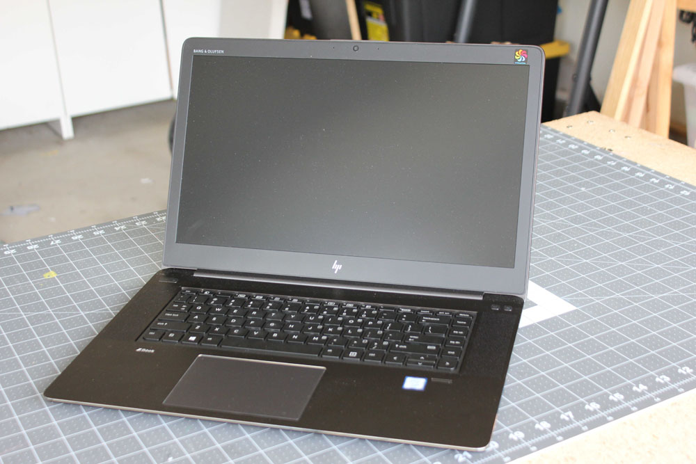 Review: HP's ZBook Studio G4 mobile workstation