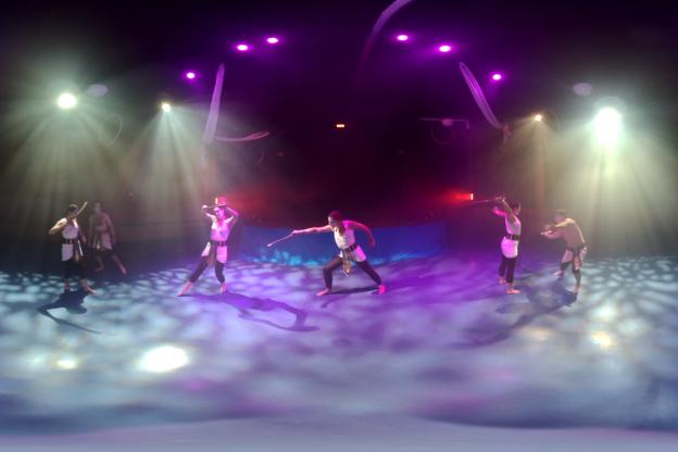dbdec0beaec3 Combining 3D and 360 VR for The Cabiri  Anubis film - Randi Altman s ...