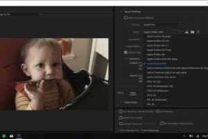 You can now export ProRes on a PC with Adobe's video apps