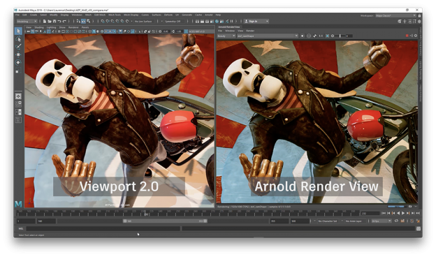 Autodesk launches Maya 2019 for animation, rendering, more