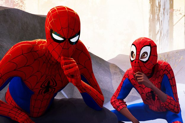1a373a02fce37b Spider-Man Into the Spider-Verse  sound editors talk  magical realism
