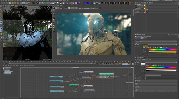 Maya 2020 and Arnold 6 now available from Autodesk