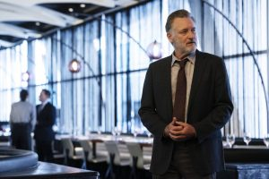 "THE SINNER -- ""Part II"" Episode 302 -- Pictured: Bill Pullman as Detective Lt. Harry Ambrose -- (Photo by: Peter Kramer/USA Network)"
